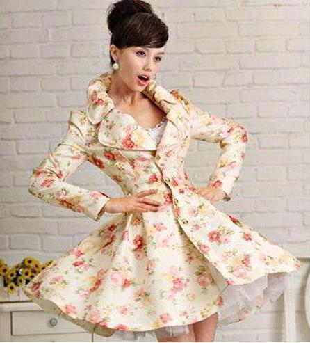 Платья с юбкой полусолнце своими руками