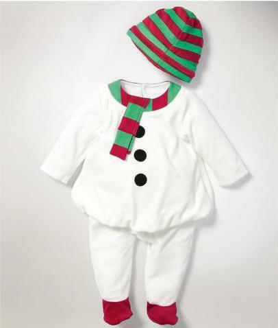 новогодние костюмы снеговика для мальчиков