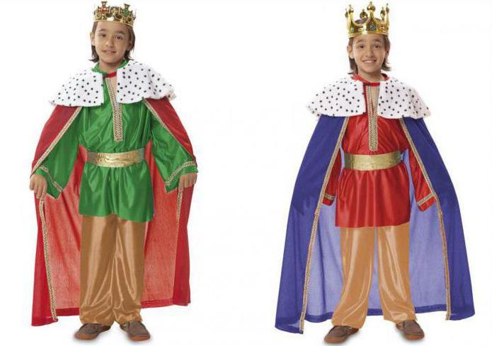 красивые новогодние костюмы для мальчиков