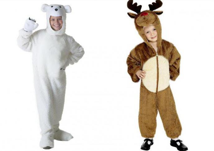сшить новогодний костюм для мальчика
