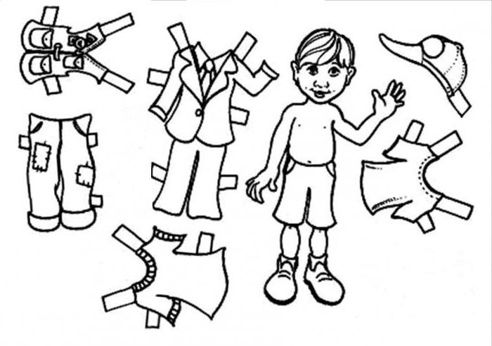 одежда для кукол мальчиков