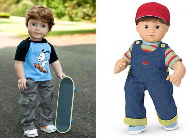 игрушки куклы мальчики
