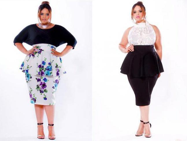 модели юбок для женщин с выступающим животом