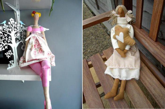 Выкройка куклы текстильной в натуральную величину. Изготовление текстильной куклы: мастер-класс