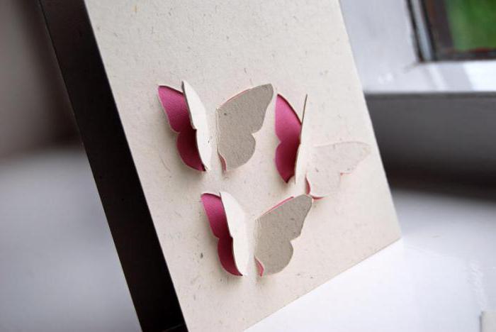 необычные открытки в технике киригами
