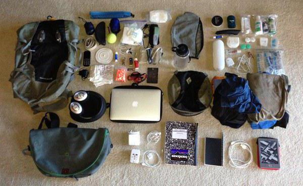 список вещей необходимых в отпуск на море