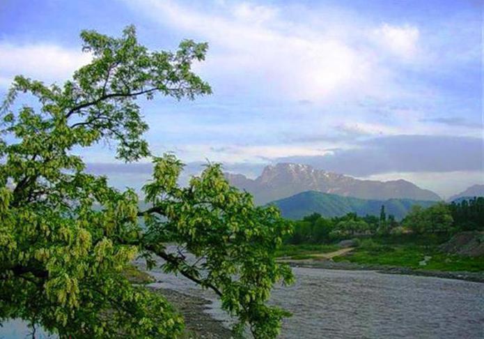 реки ставропольского края список