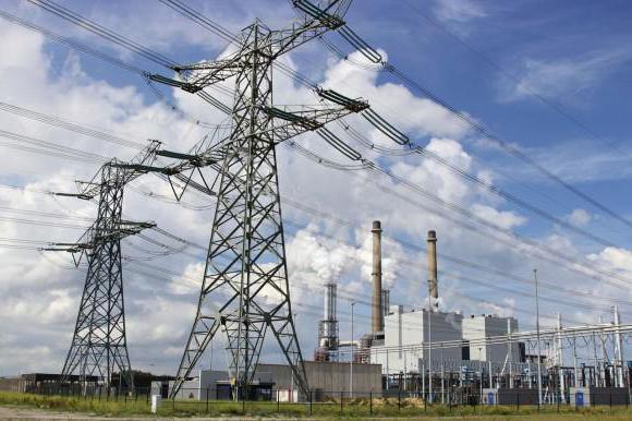 управление энергосистемой