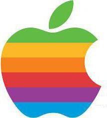 логотип айфон 5s