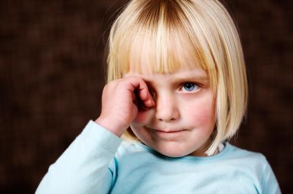Раскосые глаза у детей 26