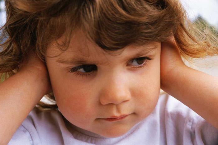 Резкая боль в ушной полости состояние