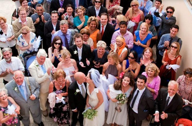 знакомство гостей на свадьбе в игровой форме