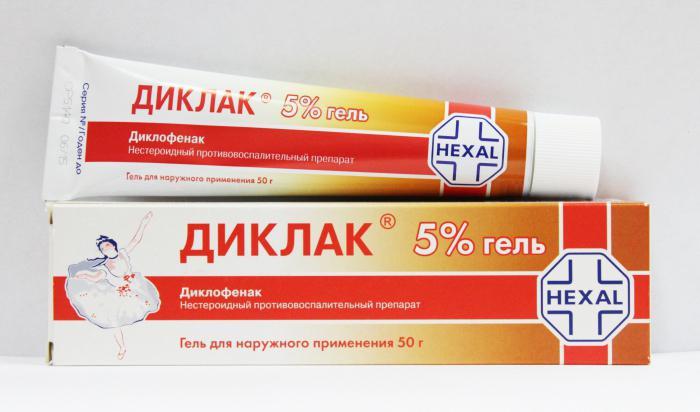 Противовоспалительные препараты для суставов