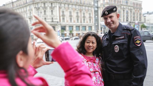 туристическая полиция отзывы сотрудников