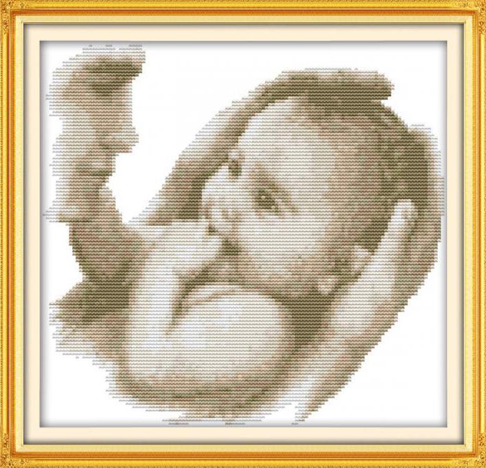 Метрика новорожденного