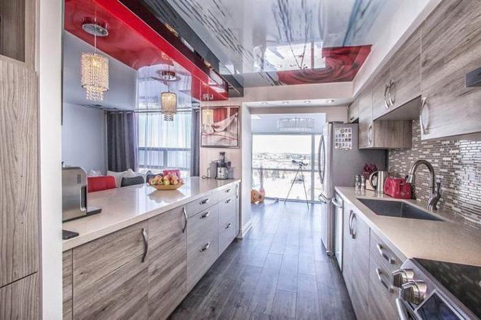 Плюсы и минусы натяжных потолков в квартире