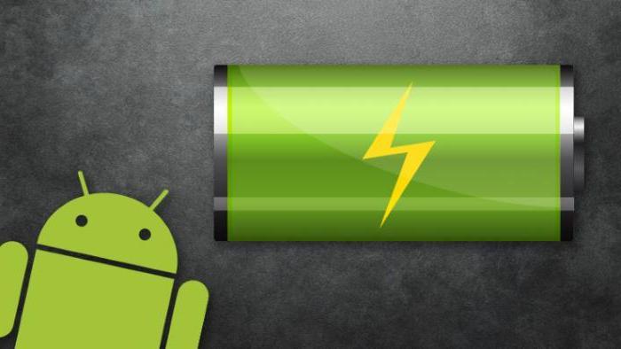 быстро разряжается батарея на андроиде самсунг