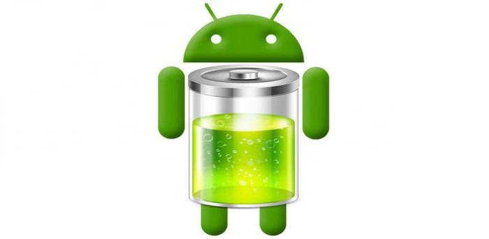 быстро разряжается батарея на андроиде