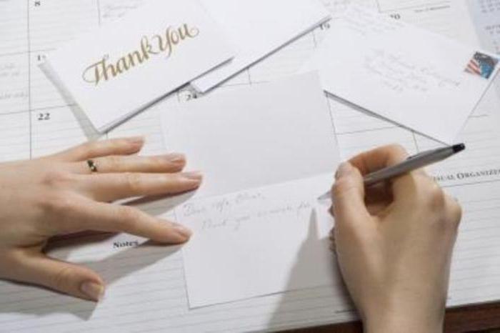 текст благодарственного письма за оказанную помощь