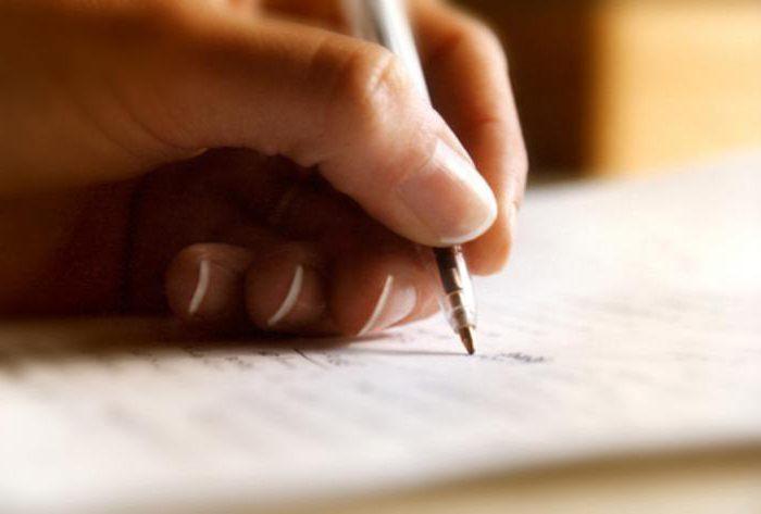 эссе титульный лист образец