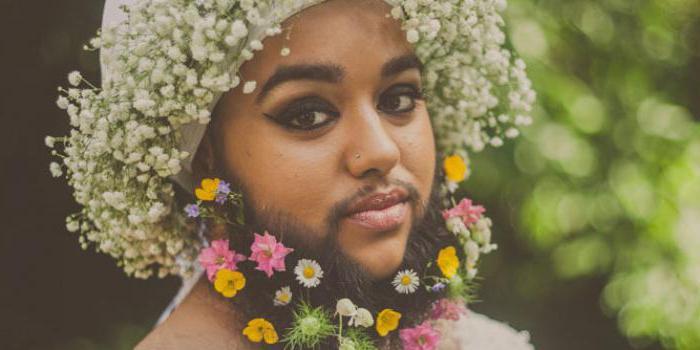К чему снится борода на лице у девушки? К чему снится мужчина с седой бородой?