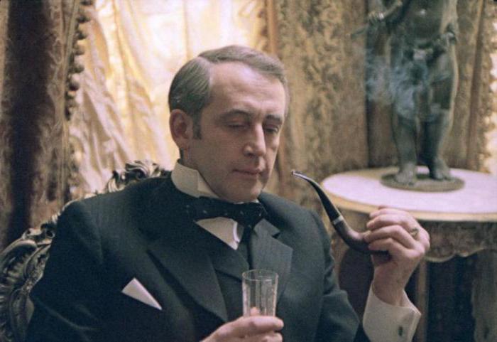 шерлок холмс литературный герой