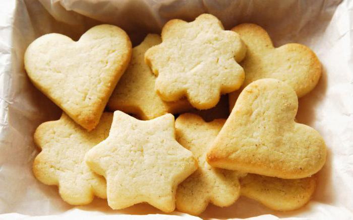 Как сделать печенье без сметаны 532
