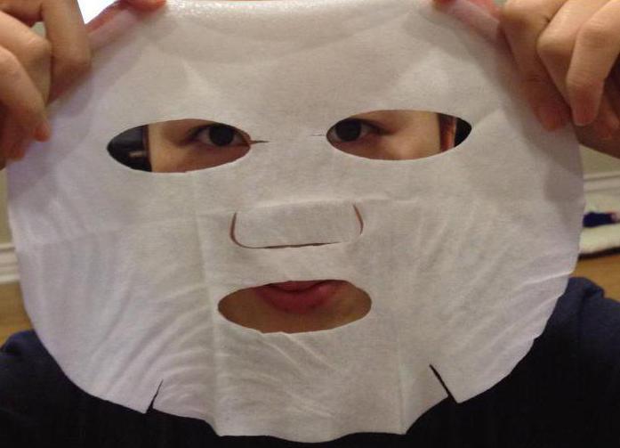 корейские маски для лица тканевые