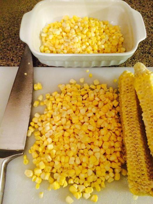 рецепт домашнего консервирования кукурузы