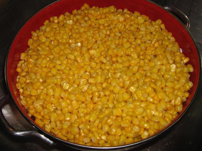 консервирование кукурузы без стерилизации