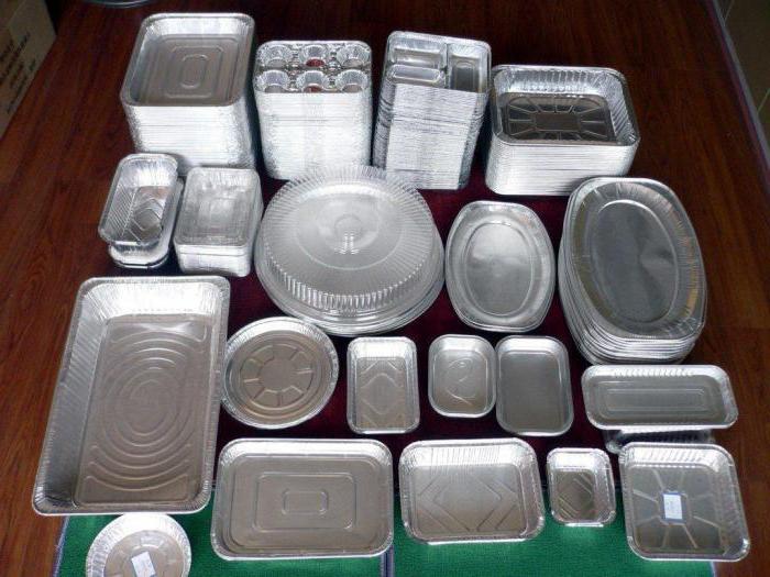 емкость из пищевого алюминия