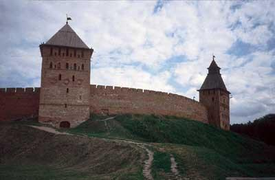 памятники новгородской руси