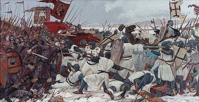 Татаро Монгольское Нашествие Кратко