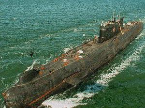 гибель подводной лодки к 19
