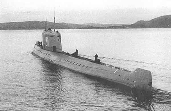 к 19 история подводной лодки фото