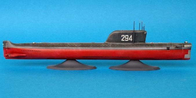 к 19 история подводной лодки