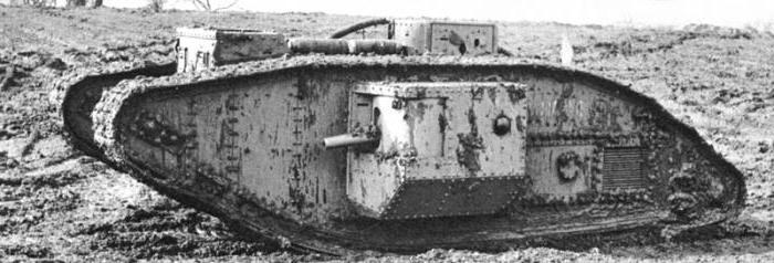 История танкостроения франция
