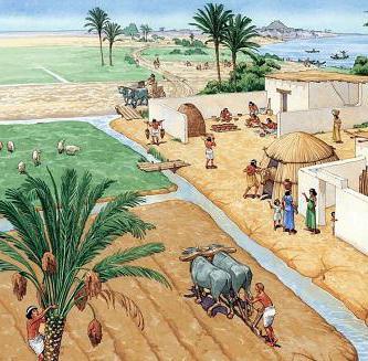 особенности речных цивилизаций