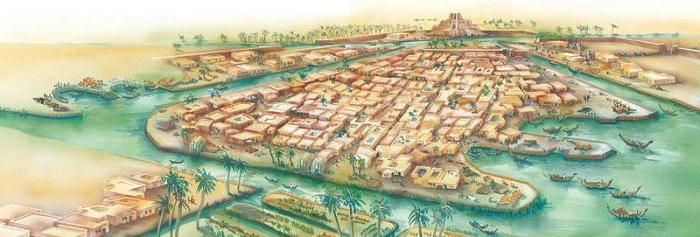 где и когда зародились древние речные цивилизации