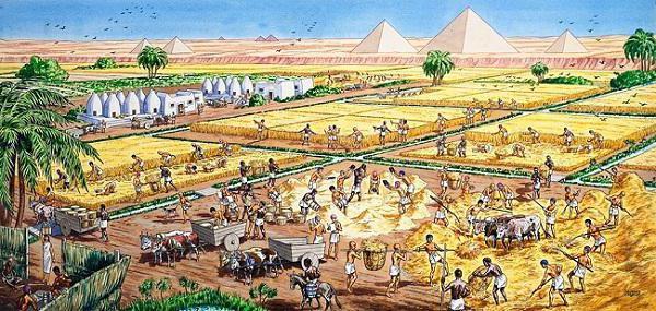 древние речные цивилизации