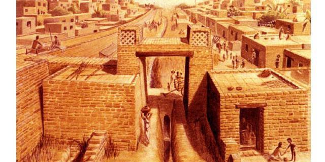 где и когда зародились речные цивилизации