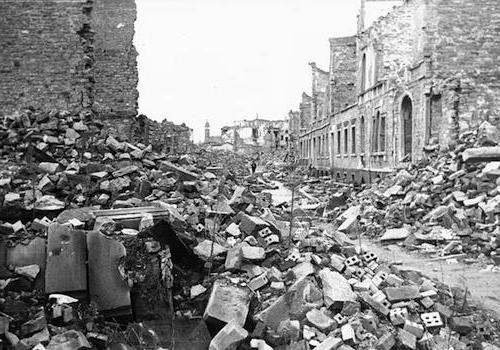 причины второй мировой войны кратко