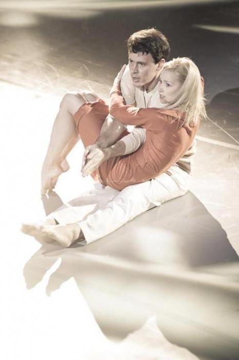 Максим Маринин и его жена