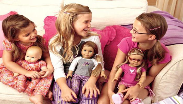 Какие бывают куколки? Виды кукол: описание
