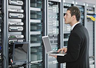 обслуживание компьютерных сетей и систем