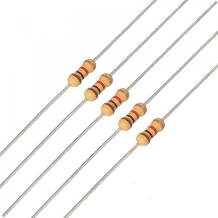 какие резисторы нужны для светодиодов