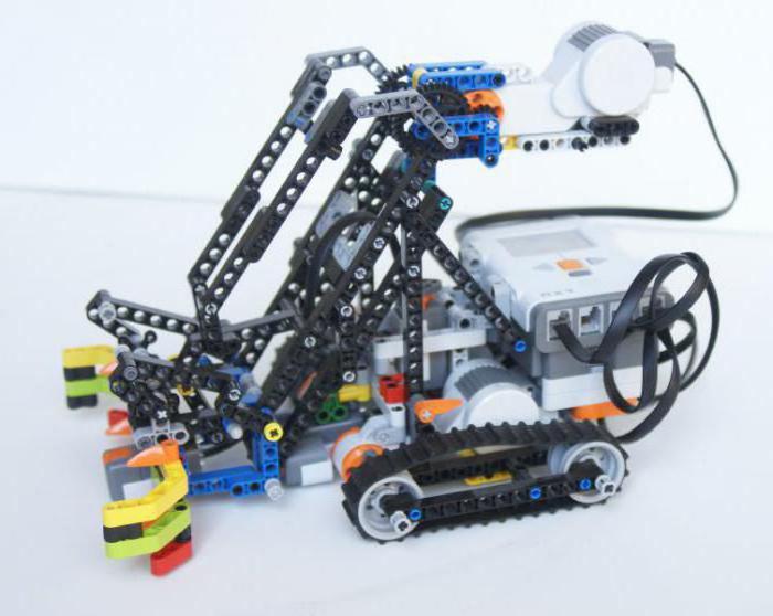 сделать робота в домашних условиях