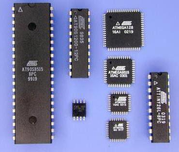 Внутрисхемное программирование и отладка микроконтроллеров ...