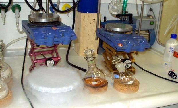 производство синтетического бензина
