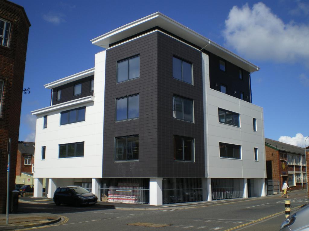 определение этажности здания
